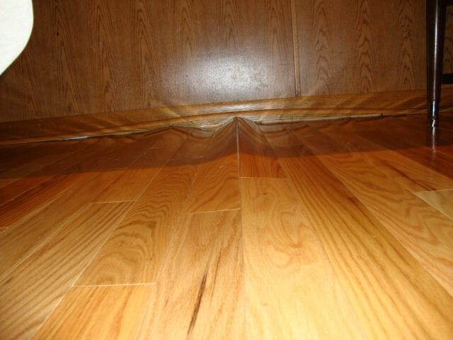 What Size Expansion Gap Is Required For Laminate Flooring Diyist