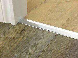 laminate in doorway